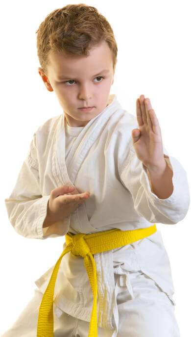 Childrens Yellow Belt